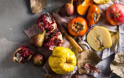 Fruites i verdures de tardor avançada